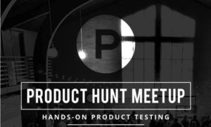 Product Hunt Meetup Silicon Slopes