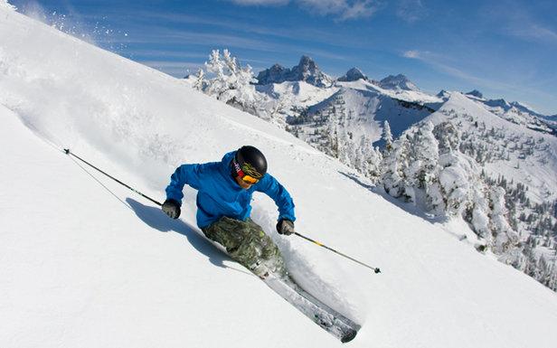 Skiing Utah - Workman Nydeggar